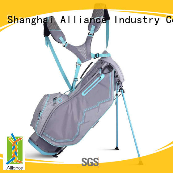 Alliance golf stand bags customized for women