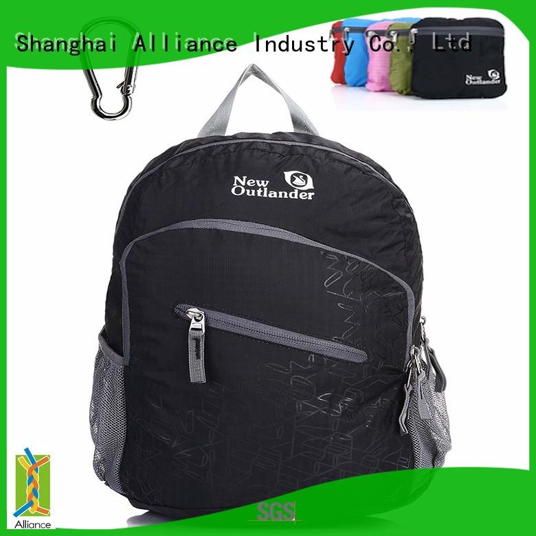Alliance waterproof backpacks inquire now for hiking
