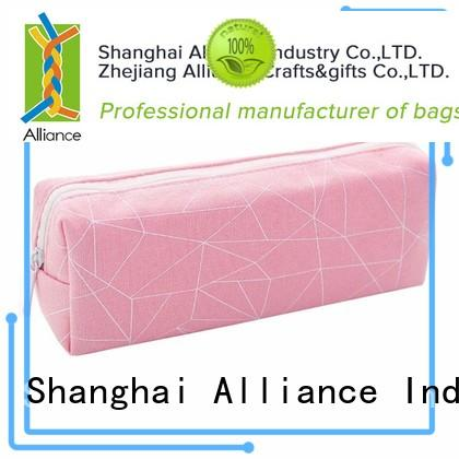 printed pencil bag supplier for college