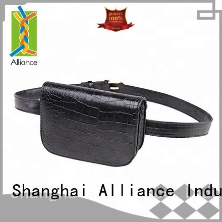 Alliance waist bag personalized for casual
