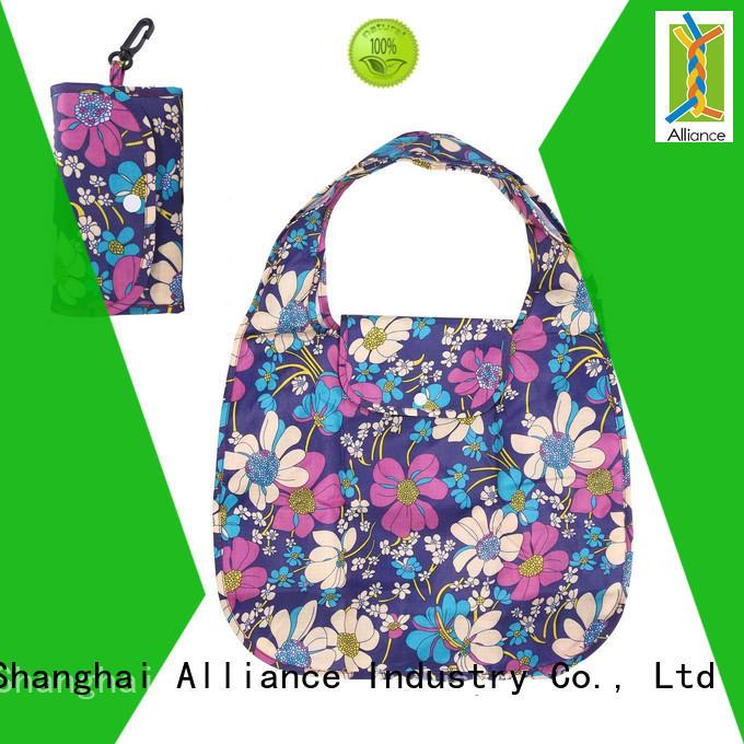 Alliance elegant reusable grocery bags design for fruit