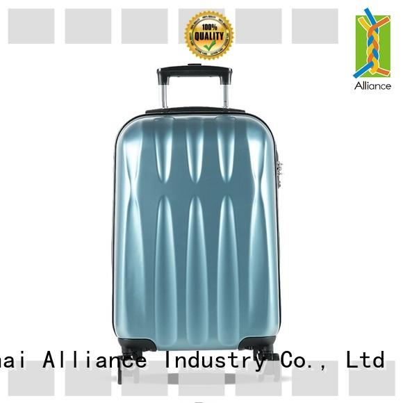 sturdy pc+abs luggage wholesale for vacation
