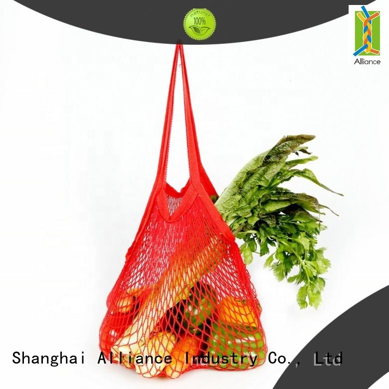 sturdy mesh laundry bags supplier for beach