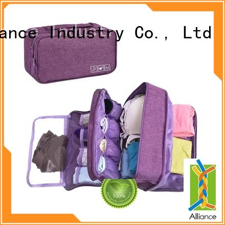 Alliance travel organizer design for travel