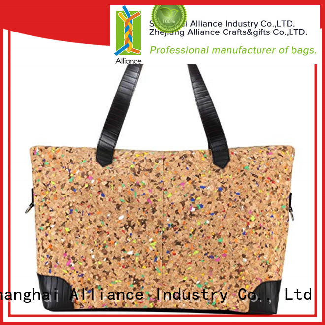 Alliance cotton tote bags from China for women