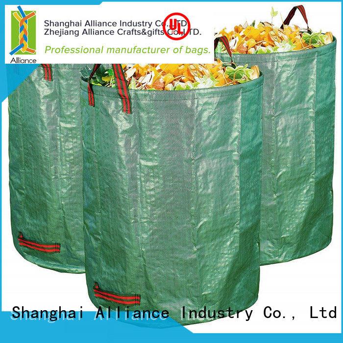 Alliance reuseable reusable garden bags yard