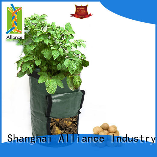 Alliance approved strong garden waste bags for harvesting