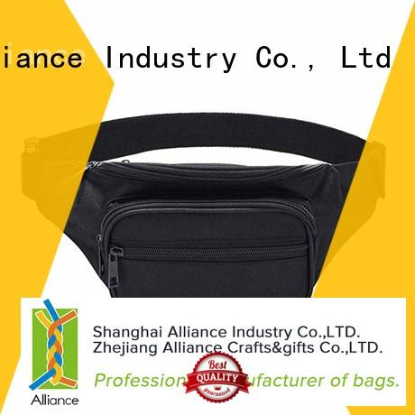 waist bum bag factory price for gym Alliance