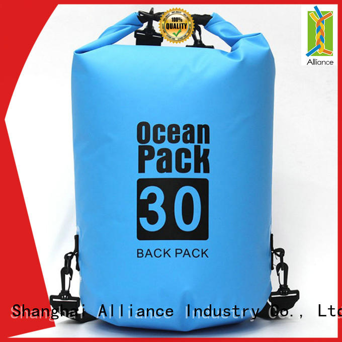 Alliance quality waterproof backpack series for fishing