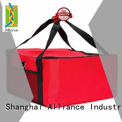 Alliance pizza delivery bag from China for food