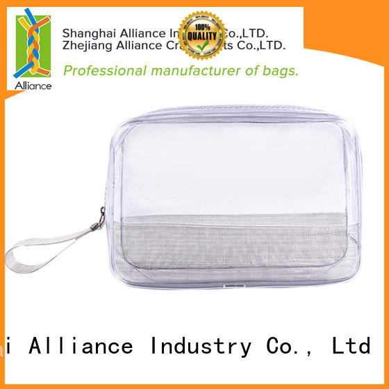 Alliance washable travel makeup bag supplier for vacation