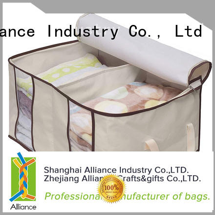 Alliance clothes storage bags with good price for luggage
