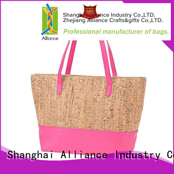 Alliance cotton bag series for shopping