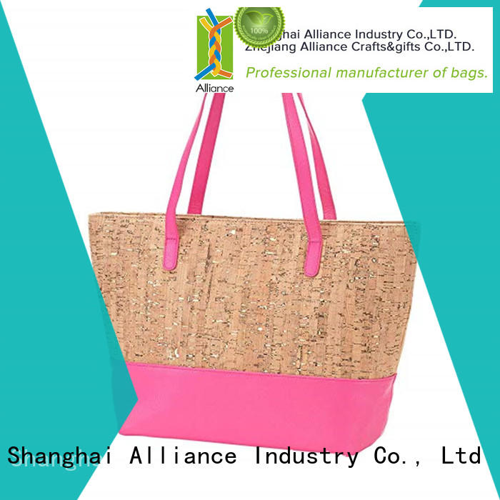 Alliance canvas tote bags customized for women