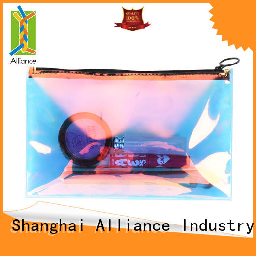Alliance travel makeup bag supplier for tirp