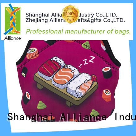 Alliance insulated lunch bags from China for food