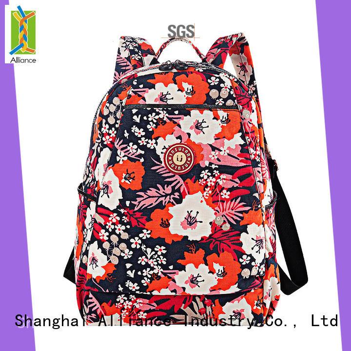 Alliance durable diaper bag backpack manufacturer for outdoor
