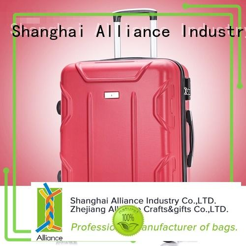 Alliance trolley bags factory for women