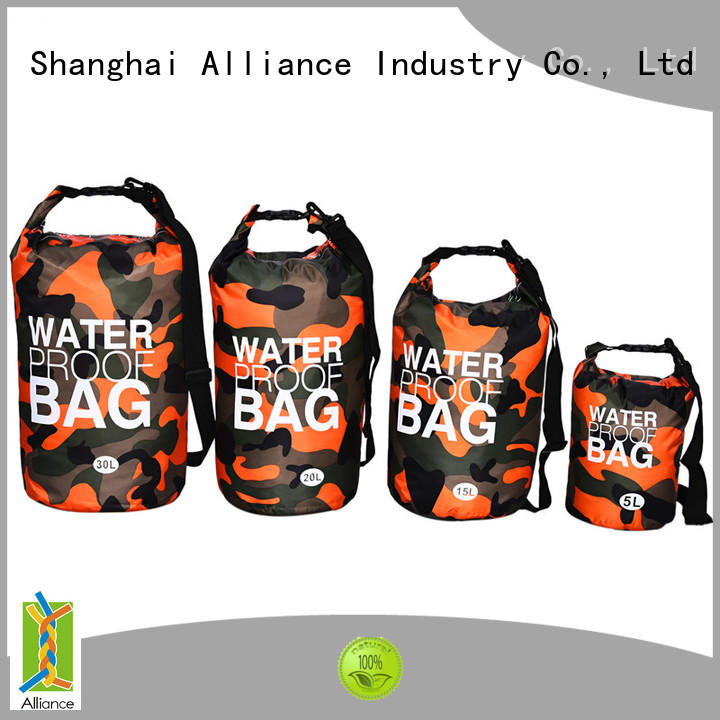 Alliance quality dry sack manufacturer for hiking