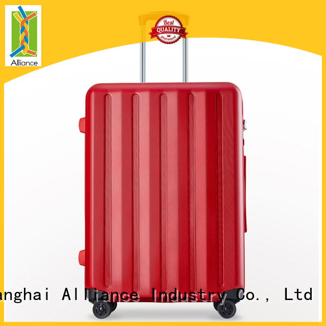 hard luggage trolley bags factory for vacation