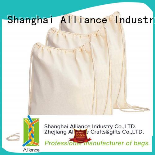 elegant drawstring bags design for girls