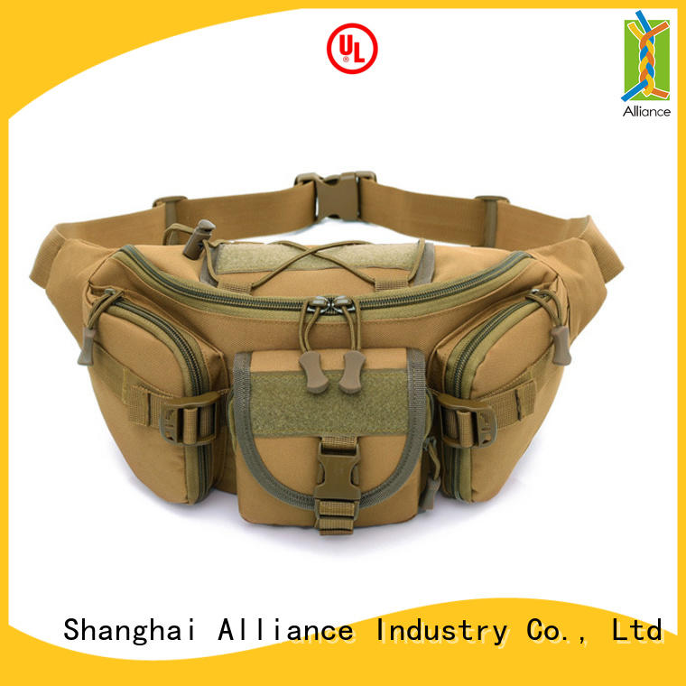 waterproof mens waist bag wholesale for gym