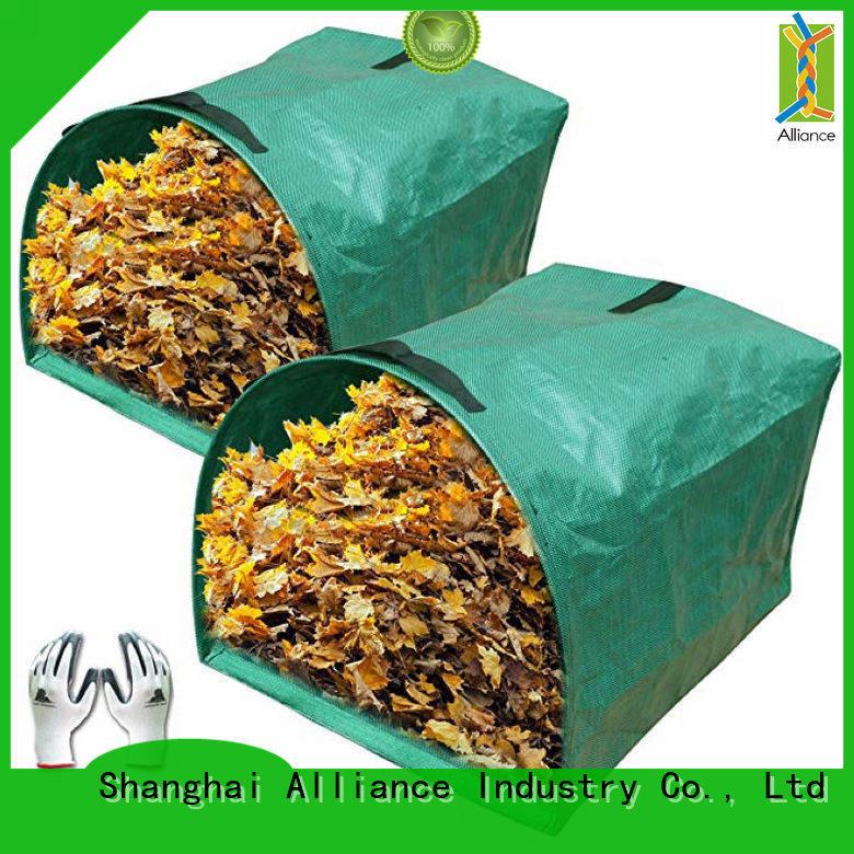 reusable garden waste bags design for onion