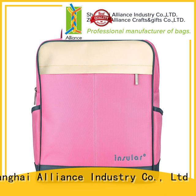 Alliance baby diaper bags from China for outdoor