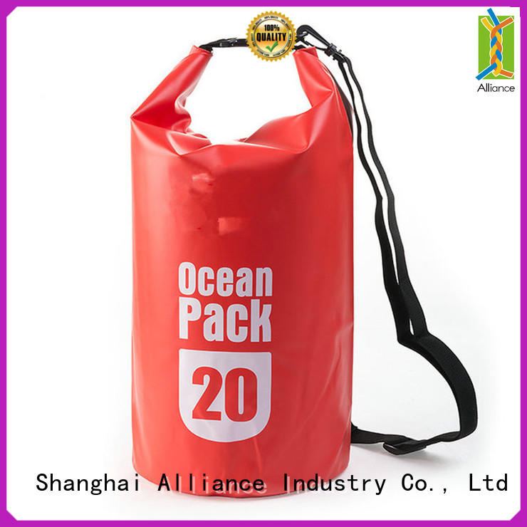 Alliance hot selling dry bag from China for camping