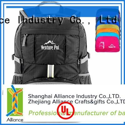 approved backpacks design for fishing