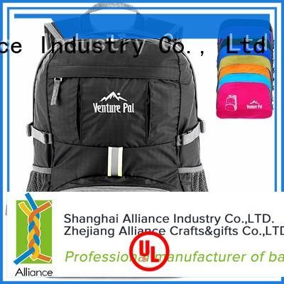 approved backpacks design for fishing