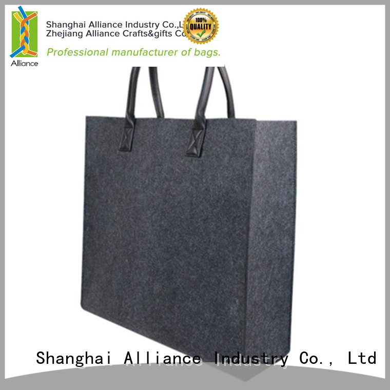 Alliance cotton tote bags from China for grocery
