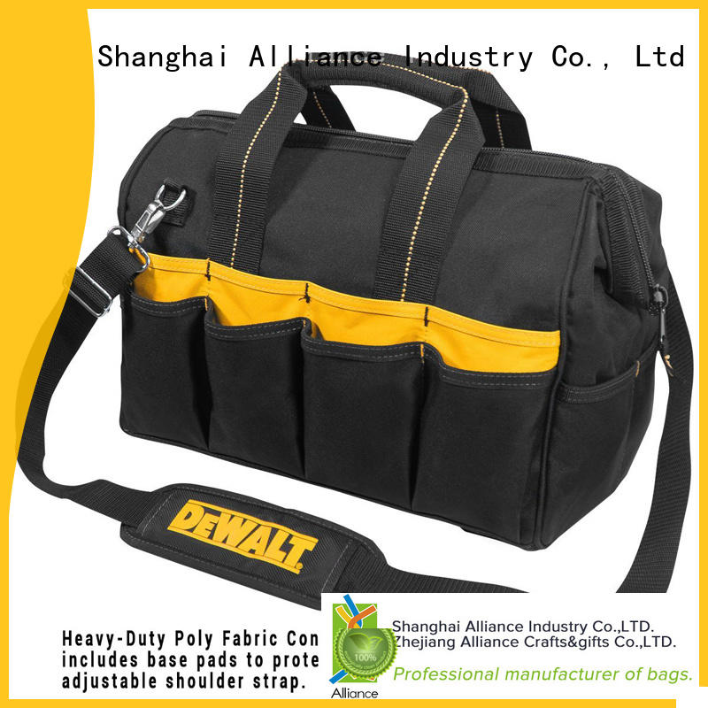 Alliance certificated pencil bag supplier for college