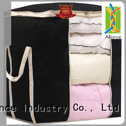 Alliance waterproof clothes storage bags with good price for travel