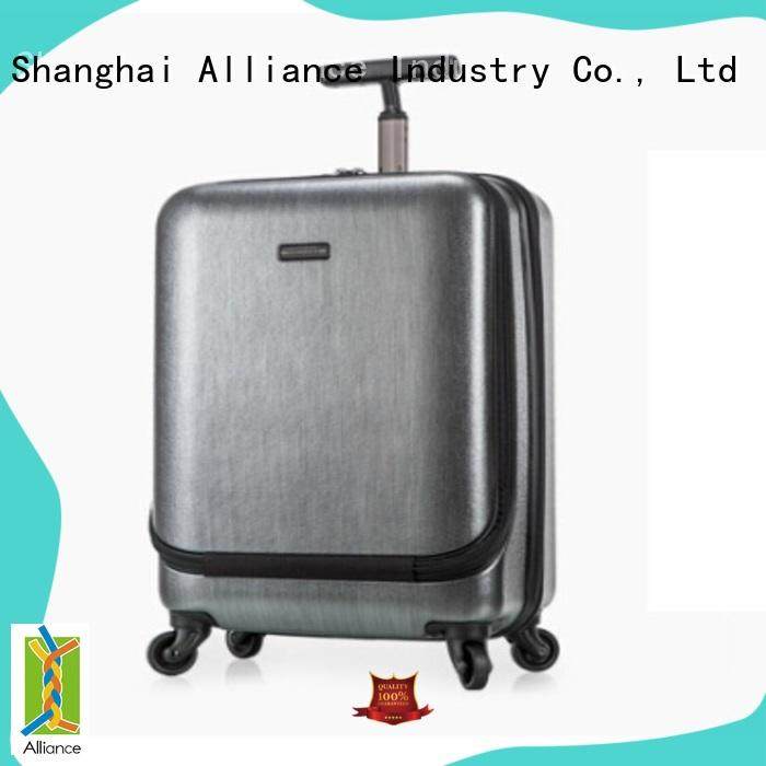Alliance abs luggage factory price for outdoor