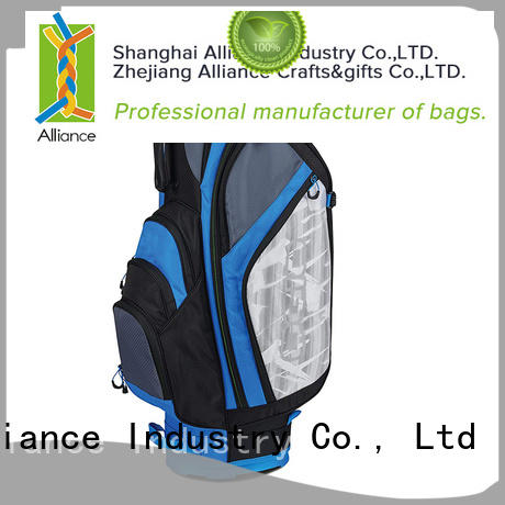 Alliance hot selling custom golf bags for adults