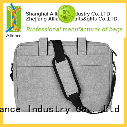 Alliance sturdy laptop bags personalized for men