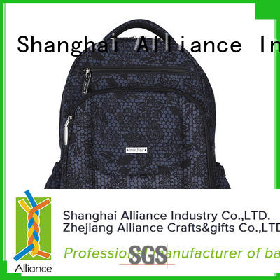 Alliance durable diaper bag backpack directly sale for boys