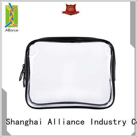 Alliance washable travel makeup bag wholesale for vacation
