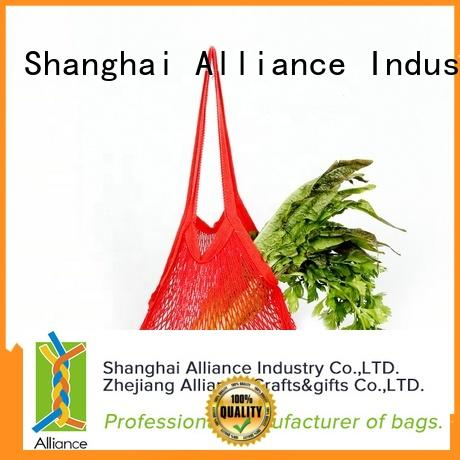 mesh bags for packaging Alliance
