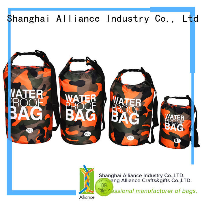 practical dry sack bag from China for camping