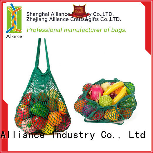 sturdy mesh bag manufacturer personalized for packaging Alliance