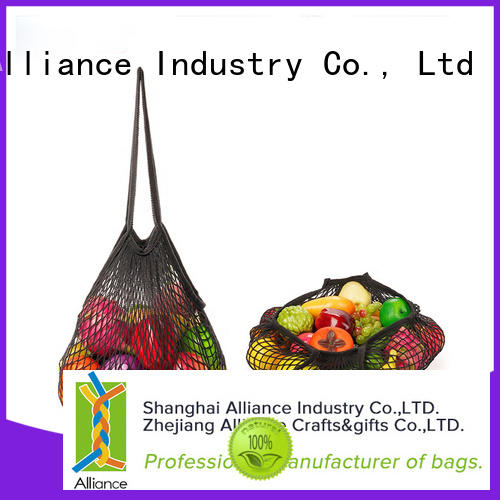 mesh produce bags factory price for beach
