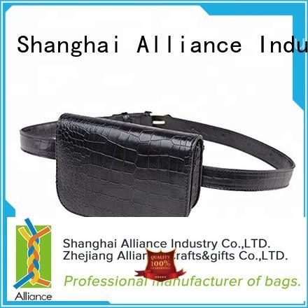 Alliance certificated waist bag supplier for outdoor