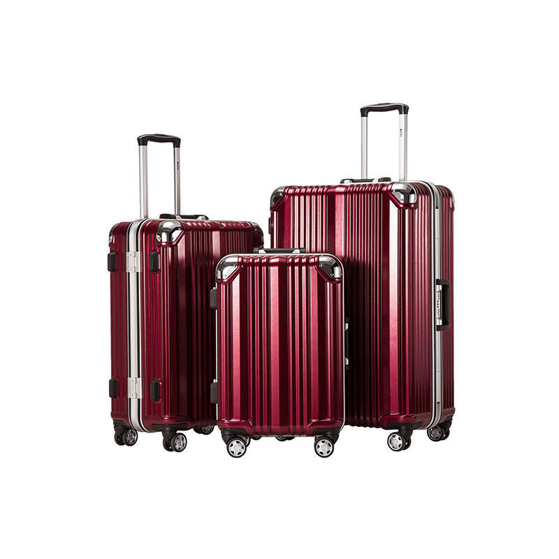 Hard Shell Carry On Trolley Suitcases