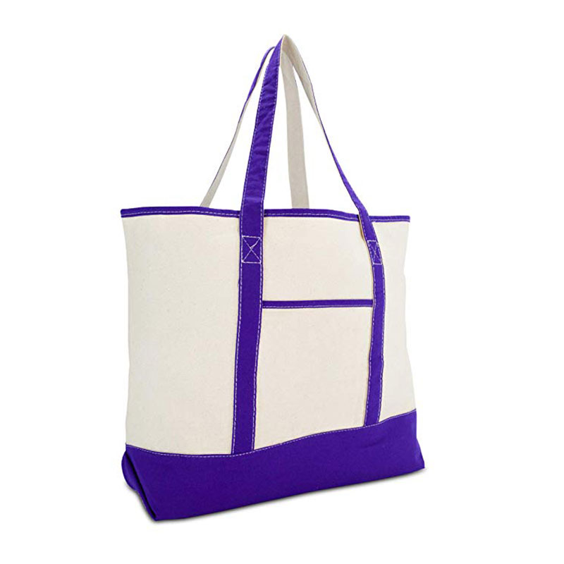 quality personalized tote bags from China for books-2
