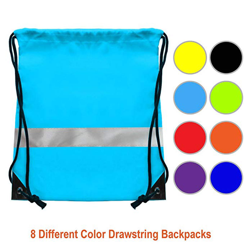 Alliance drawstring backpack factory for student-2