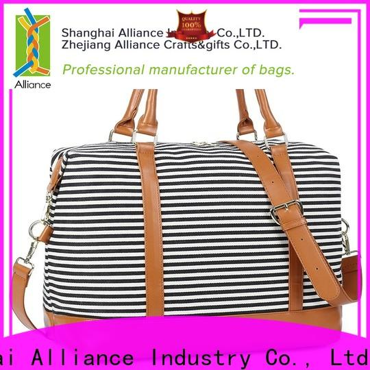 Alliance durable waterproof duffel bag from China for weekender