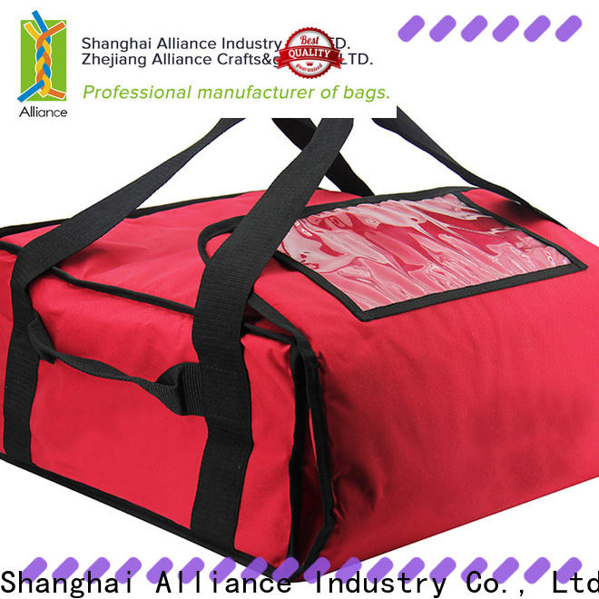 Alliance commercial pizza delivery bag directly sale for store