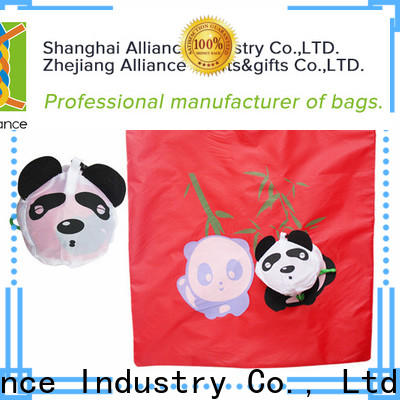 Alliance canvas bags manufacturers design for fruit